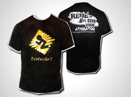 Camiseta Adorador 20008